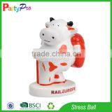 Partypro China Supplier Best Selling Hot Chinese Products Decorative Cute Bull Stress Toy