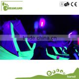 Manufacturing jump indoor glow in the dark trampoline park