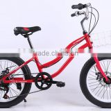 20 inch women beach cruiser bike / fat tire bike / 7 speed bicycle / aluminum alloy bike frames