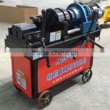 Best price rebar forging machine/ thread rolling machine/ rebar tapered threading machine