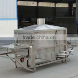 INQUIRY ABOUT canned processing machinery /canned washing machine