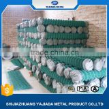 pvc green chain link fence rolls puller
