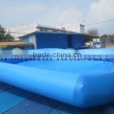 0.9mm PVC inflatable swimming pool for kids and adults                                                                         Quality Choice