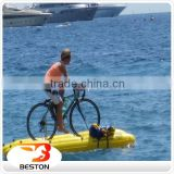 Hot selling popular used luxury water bike pedal boats for sale                                                                                                         Supplier's Choice