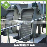 The pharmaceutical waste water treatment equipment Scoop Type sewage treatment machine aluminum Grille