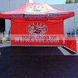 custom logo printed trade show pop up tent oem design roof top tent for event advertising
