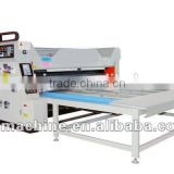 [RD-SB1500-2600-5] Semi-automatic 5 color carton box printing machine for carton packing making