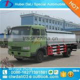4X2 12000l faw right hand drive stainless steel 3 axles fuel tanker trucks                                                                                                         Supplier's Choice