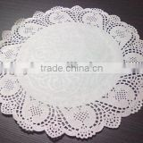 12- Inch Round Assorted Paper Doilies