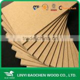 Wood MDF Price/ Melamine MDF Board / 1220x2440,1830x3660,1830x2440,2070x2500mm,2100x2500mm