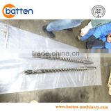 blown molding nitriding screw barrel