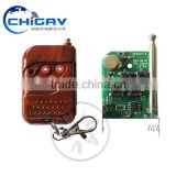Designer hot-sale 315mhz dip switch rf remote control