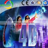 Thrilling action ride 5d simulator guangzhou 12 seats simulator 5d cinema for sale