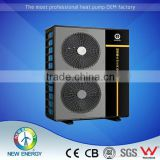EVI 80KW heat pump monobloc air conditioner fan blade CE approved