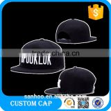 Wholesale Men's Fashion Flexfit 6 Panel Cutom Embroidery Snapback Cap Hat Trendy Headwear