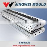 Long-term production of polypropylene PP board PP plastic boards reinforced PP board mould processing