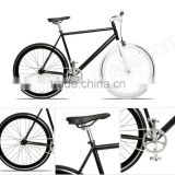 700C Hi-ten steel frame road bike fixie bicycle CE approved fixie bike fixed gear bike