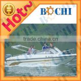 21 Feet 11 Person Fiberglass Boat with Canopy