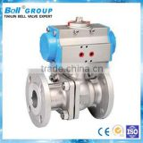 limit switch pneumatic 4.0MPa ball valve