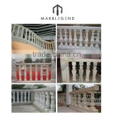 Marble Columns for Achitecture marble stairs pillar