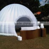 8m inflatable igloo tent white Inflatable dome tent Inflatable cover promotional Inflatable air tent