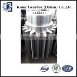Horizontal forging parts shaft engine with competitive price
