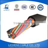 for sale copper cable used for machine/elevator/system control cable kvv12*0.75mm2 copper cable