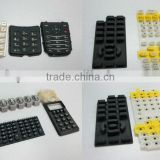 "1"" 2"" silicone rubber numeric keypad / keypad for car remote/keypad mini numeric keypad"