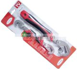 SNAP N' GRIP MULTI PURPOSE WRENCH FITS TO ALL KINDS OF SQUARE NUTS, BOLTS HEX ROUNDED OR PIPE
