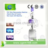 cosmetic led lamp technology led skin care equipo facial ligero llevado for professional equipment for spa salons