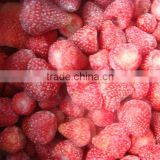 IQF top quality strawberry crop 2016