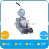 Sandwich Toaster Waffle Maker - Electric, With Timer, Can Be Rotated To 180 'C, 124 - 230 'C, TT-E5C
