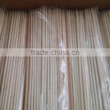 Carton Fair high quality bamboo skewer is used to pop meat by machine