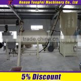 1-8 tons tile adhesive machine, all kinds of powder production line with automatic packing machine