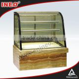 1035L Luxury Style Pastry Cooler/Pastry Display Cooler/Bakery Display Cooler