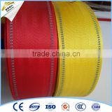 5cm 8cm nylon boxed Caution tape/warning belt/reflective warning tape