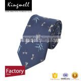 Custom digital printing polyester neckwear men tie