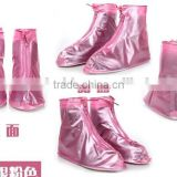 Pvc Nice design Rainproof shoes cover