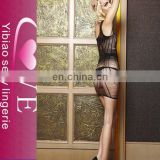 wholesale silkly see through women hot sell sexy bodystocking Open crotch long body stocking body stockings