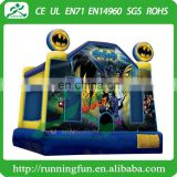 Batman bounce house, inflatable bounce house