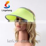 Top Air Popular New Style Large Sun Visor Hiking Fishing Sports Unsex Summer Cap