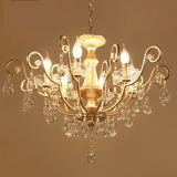 Modern LED Crystal Chandelier Lights Lamp For Living Room Cristal Lustre Chandeliers Lighting