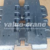 NIPPON SHARYO DH500 track shoe  track pad track plate for crawler crane undercarriage parts Kobelco P&H7050