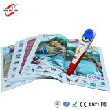 Educational Toy Reading Pen for Kids Language Learning English Smart Kids Talking Pen with Audio Book