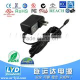 16.8V 1.4A li-ion battery charger for modem,CCTV camera, wireless recevier with KC UL FCC SAA