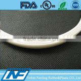 food grade silicone container rubber seal