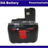 12V 3.0Ah Ni-MH batteries for Bosch cordless drill GLI 12V GSR 12VE-2 VE-2 PSB12 power tools batteries