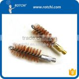 Bronze bristle chamber brushes , chamber cleaning brushes, brass brush                                                                         Quality Choice