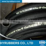 Hyrubbers Multipurpose Industrial Rubber Hose Oil Suction Discharge Hose