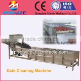Automatic dates air bubble cleaning machine/dates cleaner machine for dates processing industry